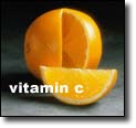 High doeses of Vitamin C is good for Anti-Aging