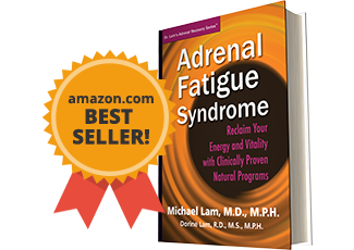 Get the Adrenal Fatigue Syndrome book now