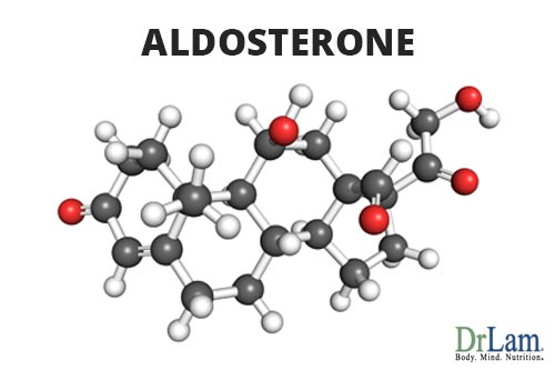 Aldosterone and Adrenal fatigue are crucial in electrolyte imbalance