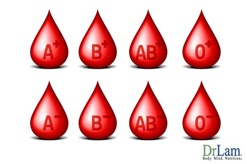Your blood type is important on the Blood Type Diet