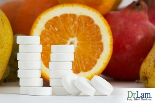 Vitamin C risks and cancer fighting foods