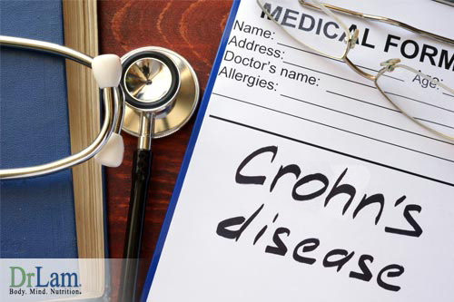 Crohn's disease can be another obstacle to overcome with Pyroluria