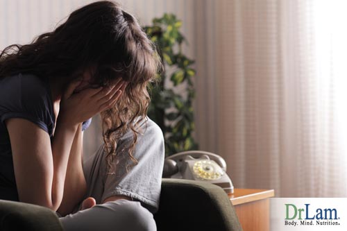 Depression and hormone imbalance symptoms