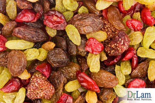 Dried fruits are another one of the healthy snack ideas