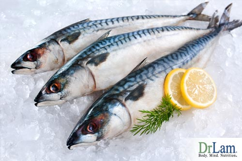Fish are a great source of protein for the detoxification diet