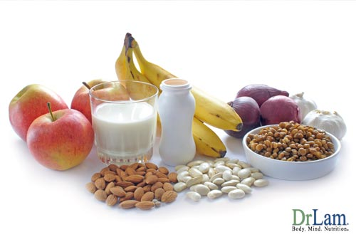 Benefits from probiotics; Foods and supplements