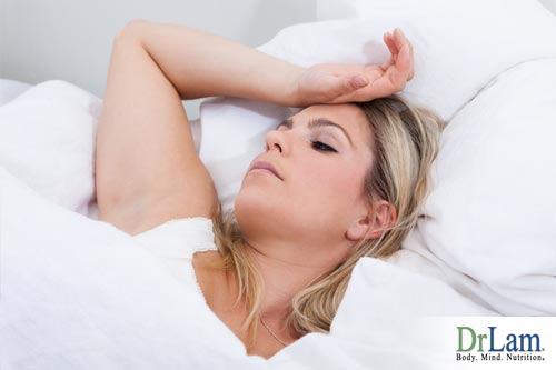 Detoxification circuit dysfunction can result a fragile body that is often bedridden