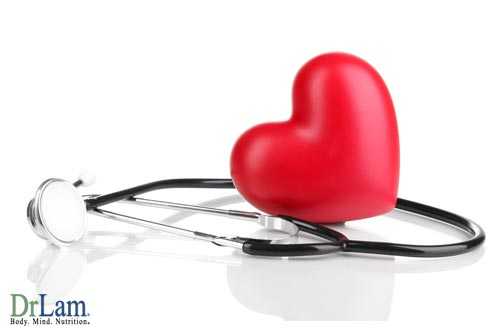 Stethoscope and heart suggesting getting a regular check up to prevent cardiovascular disease