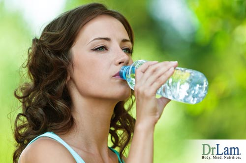 Keeping hydrated is good for your Hypertension, so don't forget it when considering natural blood pressure reducers