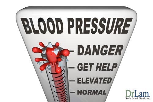 Hypertension can be corrected with natural blood pressure reducers