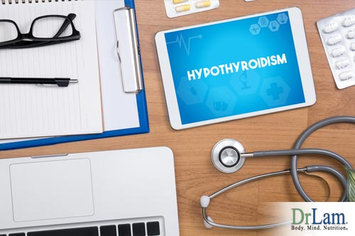 Hypothyroidism and hormone imbalance symptoms