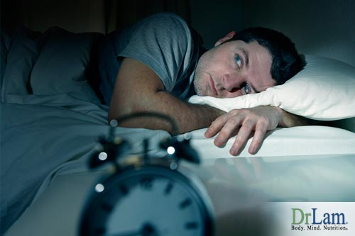 Melatonin levels may be lessened by Adrenal Fatigue and brain boosting supplements may become necessary