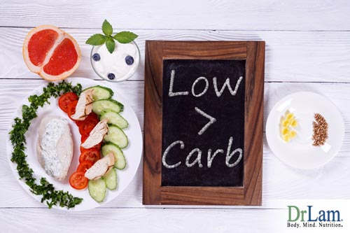 Metabolic syndrome with a low carb diet