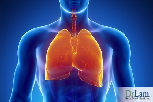 Lung function can be disrupted by heavy metal poisoning