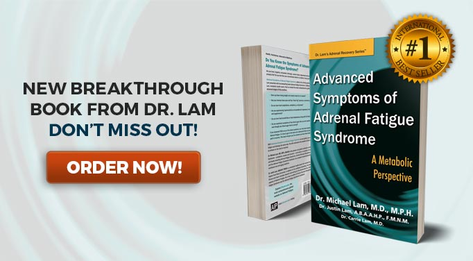 Advanced Symptoms of Adrenal Fatigue Syndrome