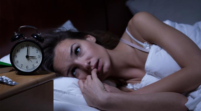 Electromagnetic hypersensitivity and insomnia