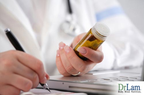 Medication for hormone imbalance symptoms