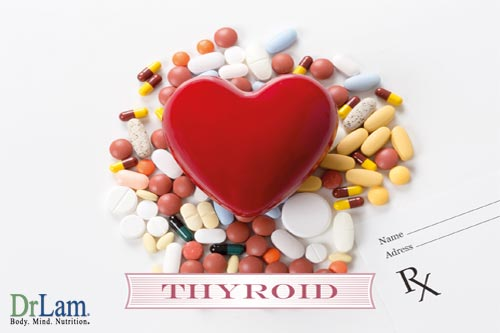 Thyroid gland function medication