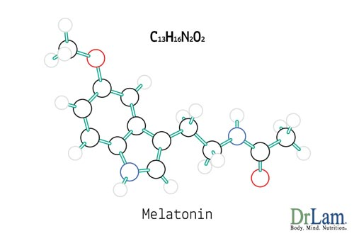 Melatonin for andropause symptoms