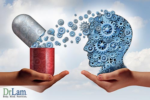 Mental health and the benefits from probiotics