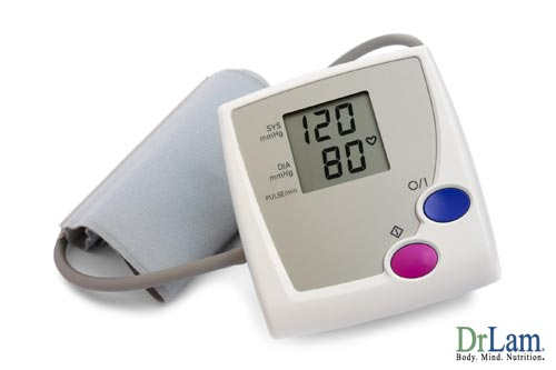 Metabolic syndrome and healthy blood pressure