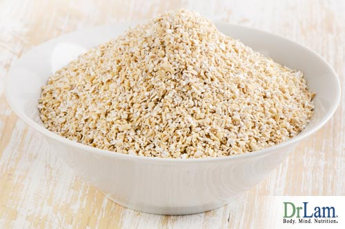 Oat bran and understanding high cholesterol