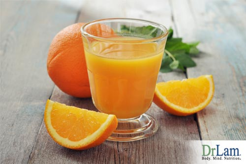 Regular consumption of oranges, a good Vitamin C source, can help your body in addition to quercetin for allergies