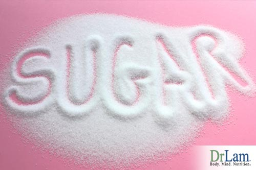 Sugar and aging: What are the effects to health