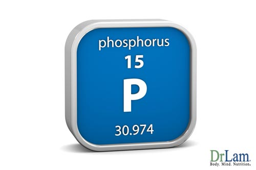Phosphorus is part of the essential nutrient elements family