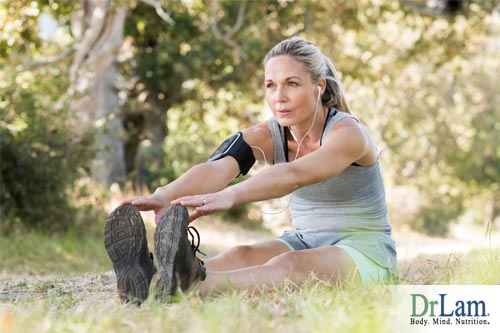 Treat Adrenal Fatigue with simple physical activity
