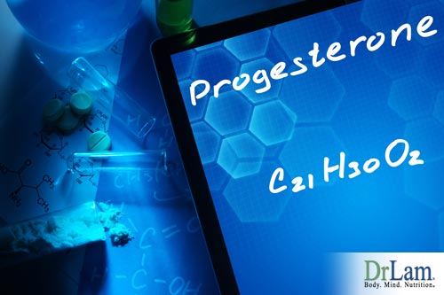 Progesterone cream is useful in Adrenal Fatigue recovery