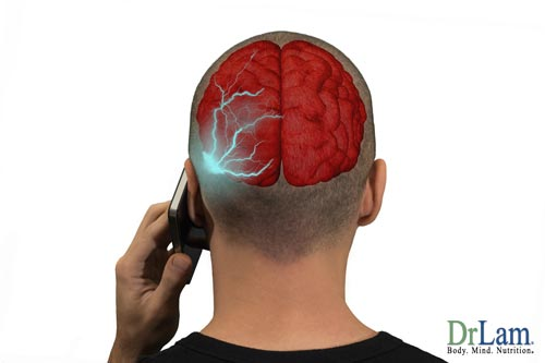 Electromagnetic hypersensitivity can be caused by excessive cell phone use