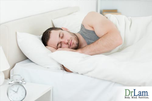 Proper rest and sleep are important factors to recover from Adrenal Fatigue and keep a chemical imbalance from happening