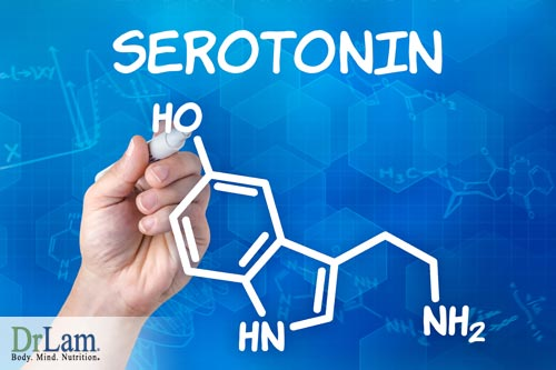 Serotonin is an important neurotransmitter and a chemical imbalance can be impactful