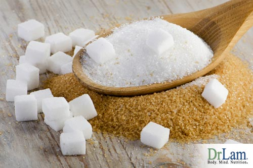 White Sugar and Metabolic syndrome