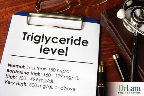Sugar and aging: Simple sugars lead to high triglycerides