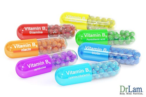 Brain boosting supplements may include Vitamin B