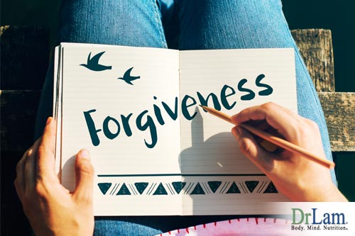 Starting a new page. What is the Meaning of Forgiveness