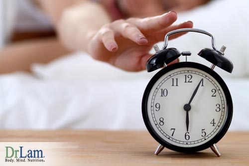 """An alarm clock can help improve your circadian rhythm so you don't have to wonder, """"why can't I sleep?"""""""