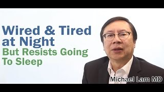 Staying Up at Night caused by Adrenal Fatigue
