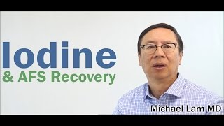 Iodine & AFS Recovery