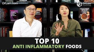 Top 10 Anti-Inflammatory Foods