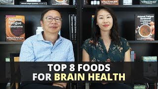 Top 8 Foods For Brain Health