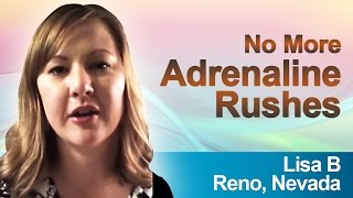 Adrenal Fatigue Syndrome Recovery Testimonial from Lisa B.