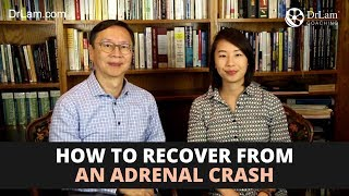 How to Recover From an Adrenal Crash