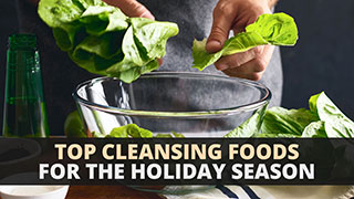 Top Cleansing Foods for the Holiday Season