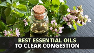 Best Essential Oils to Clear Congestion