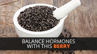 Balance Hormones With This Berry