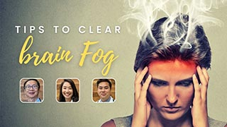 Tips to Clear Brain Fog