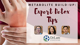 Metabolite Build-up: Expert Detox Tips